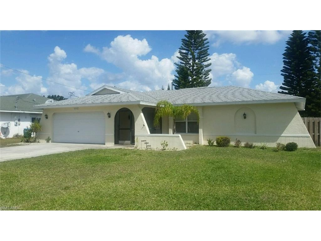 4345 SW 6th Pl, Cape Coral, FL 33914 (#216035553) :: Homes and Land Brokers, Inc