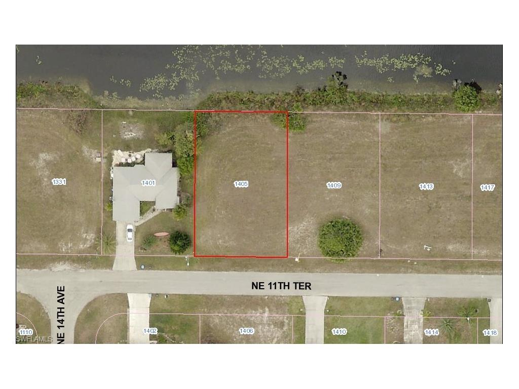 1405 NE 11th Ter, Cape Coral, FL 33909 (MLS #216035581) :: The New Home Spot, Inc.
