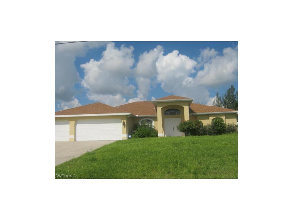 332 NW 6th Pl, Cape Coral, FL 33993 (#216036584) :: Homes and Land Brokers, Inc