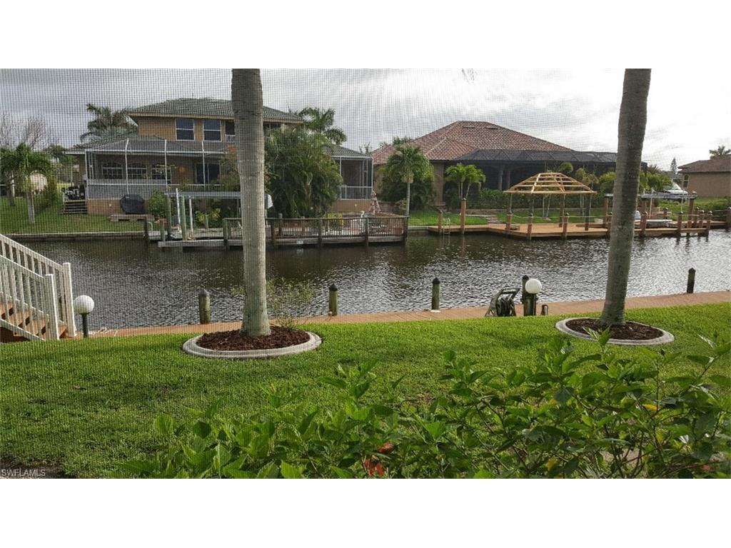 1505 SW 47th Ter #101, Cape Coral, FL 33914 (#216038038) :: Homes and Land Brokers, Inc