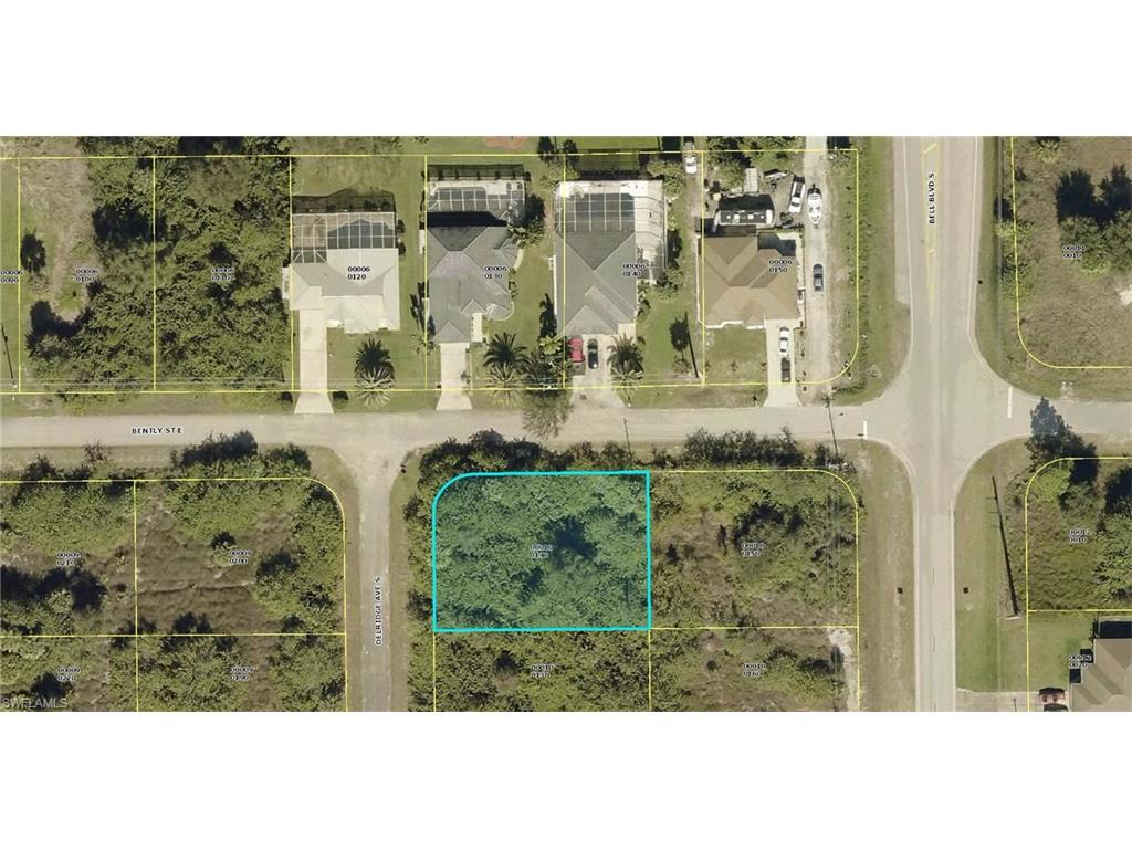 707 Delridge Ave S, Lehigh Acres, FL 33974 (#216038217) :: Homes and Land Brokers, Inc