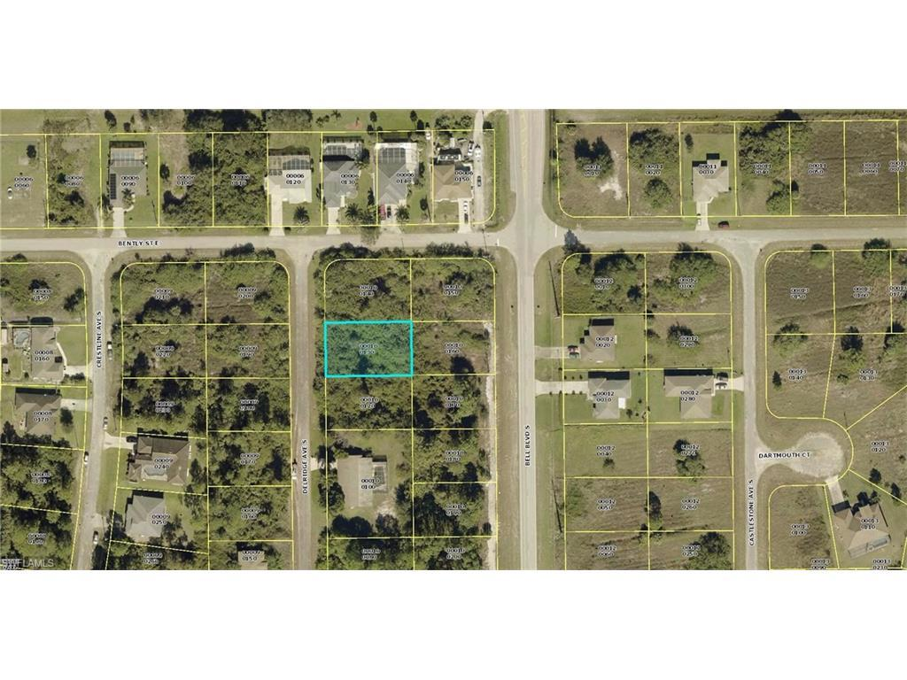 709 Delridge Ave S, Lehigh Acres, FL 33974 (#216038223) :: Homes and Land Brokers, Inc