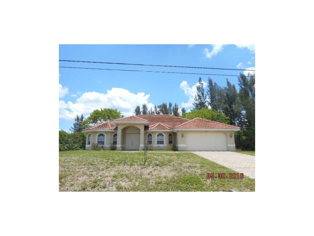309 NE 8th Ter, Cape Coral, FL 33909 (MLS #216038245) :: The New Home Spot, Inc.
