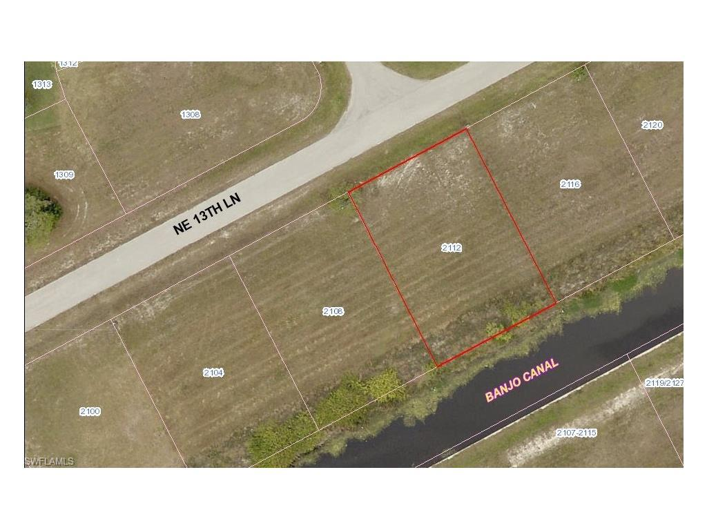 2112 NE 13th Ln, Cape Coral, FL 33909 (#216038432) :: Homes and Land Brokers, Inc