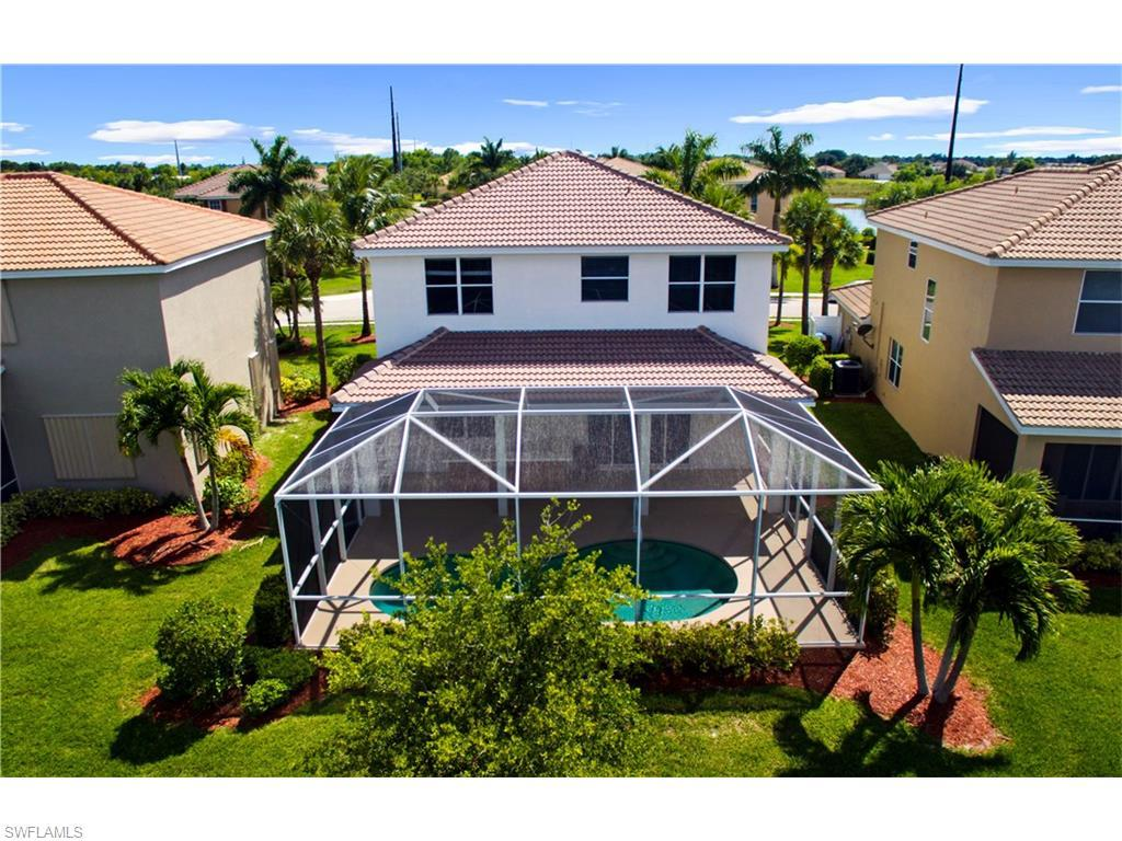 2573 Deerfield Lake Ct, Cape Coral, FL 33909 (MLS #216039998) :: The New Home Spot, Inc.