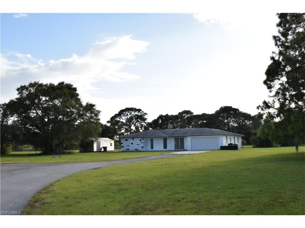 4305 Lake Trafford Rd, Immokalee, FL 34142 (#216040516) :: Homes and Land Brokers, Inc