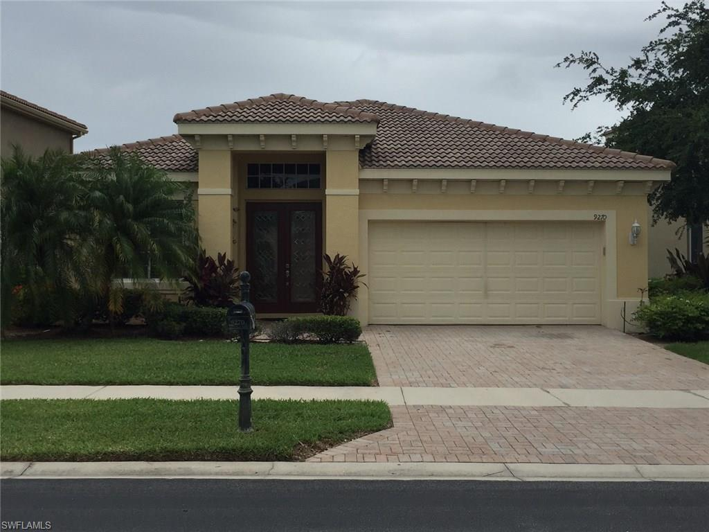 9270 Paseo De Valencia St, Fort Myers, FL 33908 (#216040673) :: Homes and Land Brokers, Inc