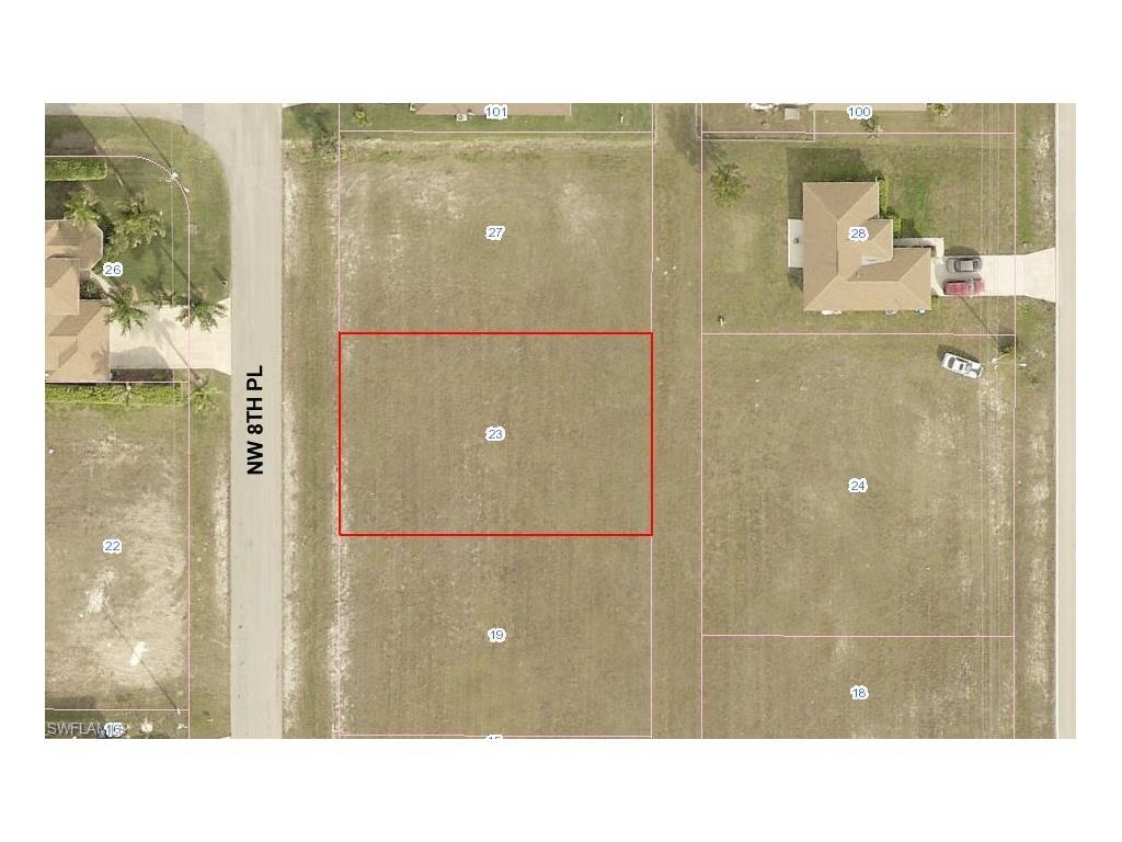 23 NW 8th Pl, Cape Coral, FL 33993 (#216041007) :: Homes and Land Brokers, Inc