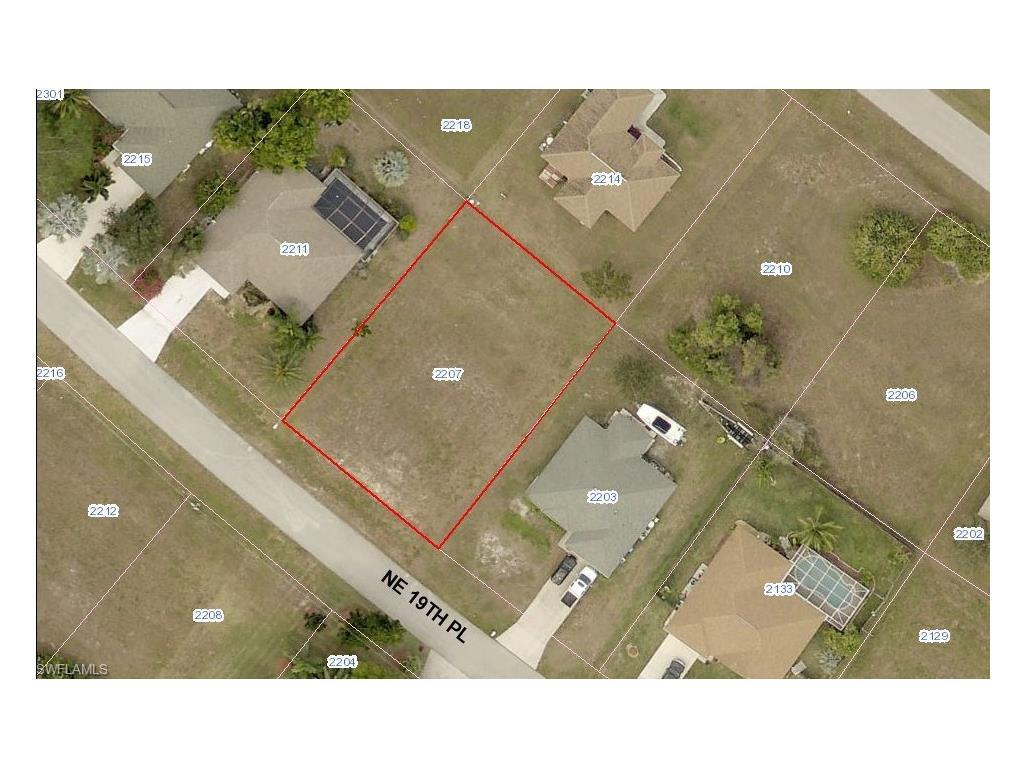 2207 NE 19th Pl, Cape Coral, FL 33909 (MLS #216041506) :: The New Home Spot, Inc.