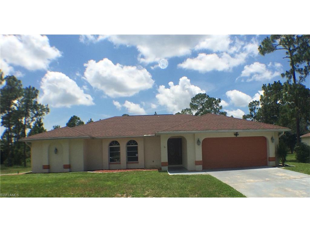 1109 Calvin Ave, Lehigh Acres, FL 33972 (MLS #216042142) :: The New Home Spot, Inc.