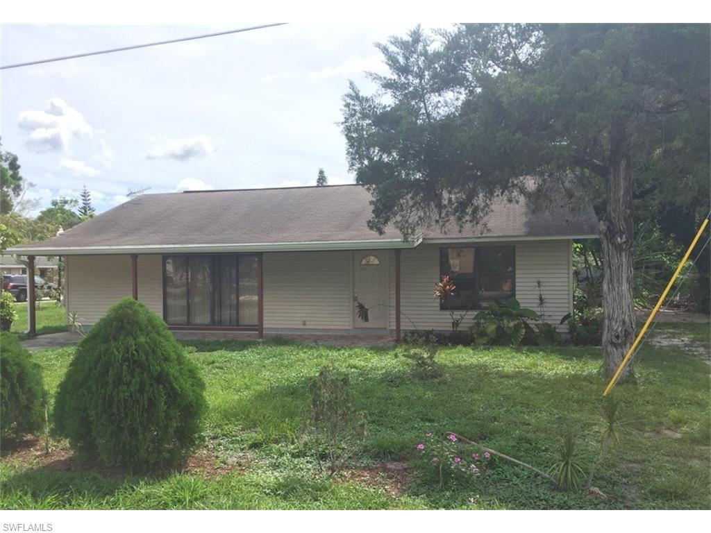 3086 Nelson St, Fort Myers, FL 33901 (MLS #216043173) :: The New Home Spot, Inc.