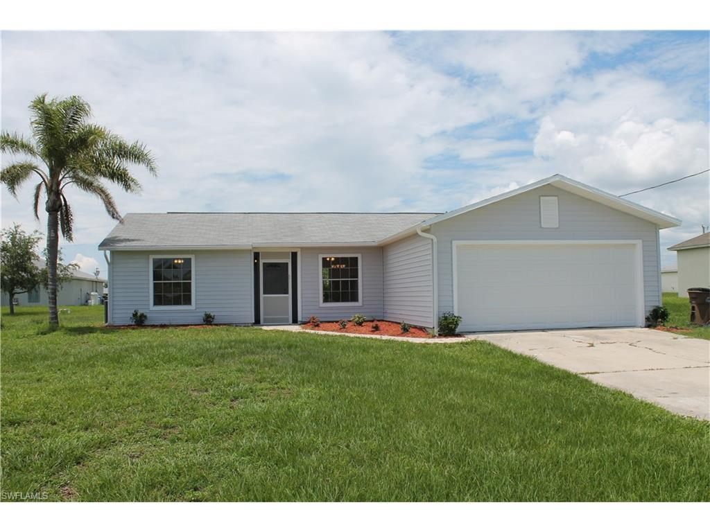 39 NW 26th St, Cape Coral, FL 33993 (MLS #216043514) :: The New Home Spot, Inc.