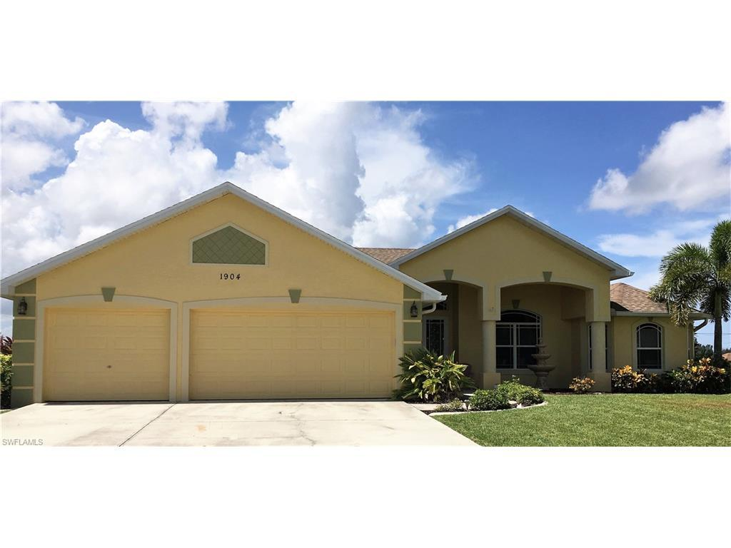 1904 NW 1st St, Cape Coral, FL 33993 (#216044735) :: Homes and Land Brokers, Inc