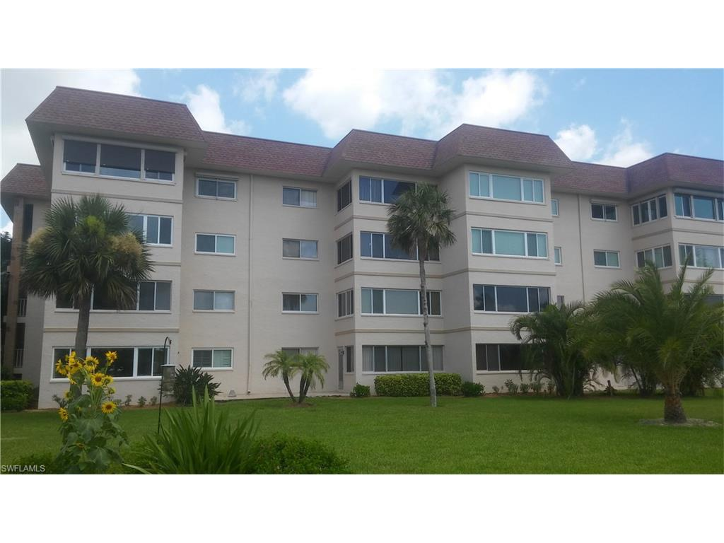 4289 Mariner Way #213, Fort Myers, FL 33919 (MLS #216045178) :: The New Home Spot, Inc.