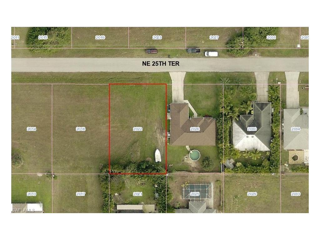 2022 NE 25th Ter, Cape Coral, FL 33909 (#216045930) :: Homes and Land Brokers, Inc