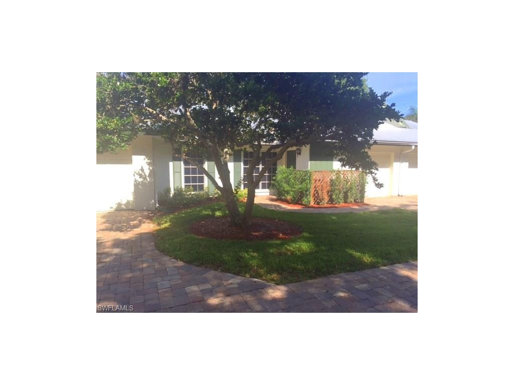 4738 West Blvd E-2, Naples, FL 34103 (#216046266) :: Homes and Land Brokers, Inc
