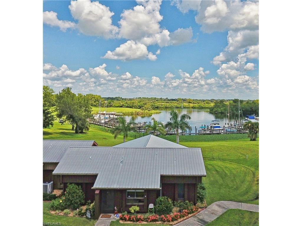 1090 River Run, Labelle, FL 33935 (#216046377) :: Homes and Land Brokers, Inc