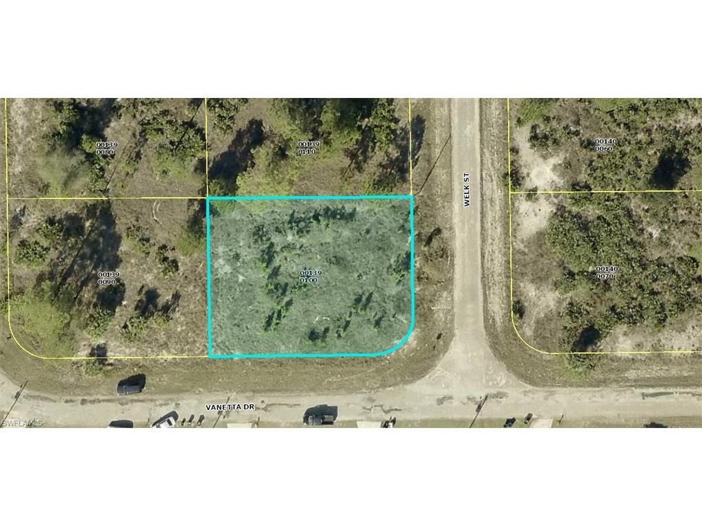 1843 Welk St, Lehigh Acres, FL 33972 (MLS #216047387) :: The New Home Spot, Inc.