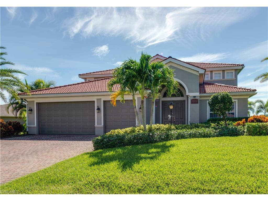 11712 Lady Anne Cir, Cape Coral, FL 33991 (#216047907) :: Homes and Land Brokers, Inc