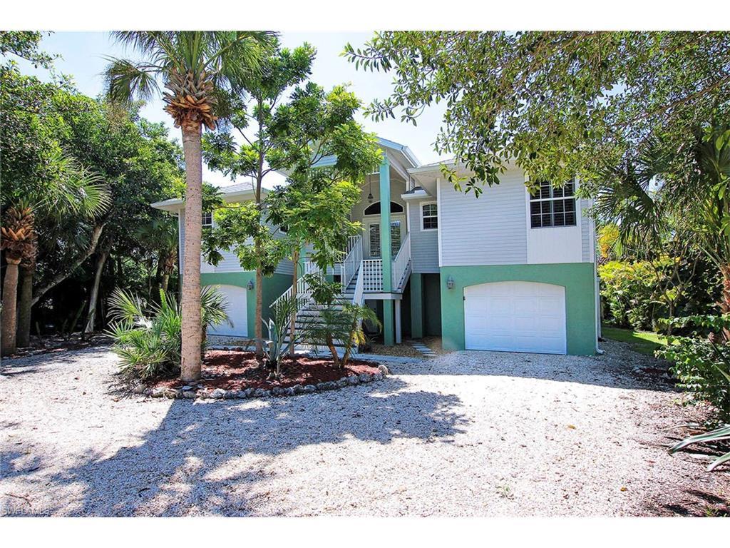 2010 Sunrise Cir, Sanibel, FL 33957 (#216048291) :: Homes and Land Brokers, Inc