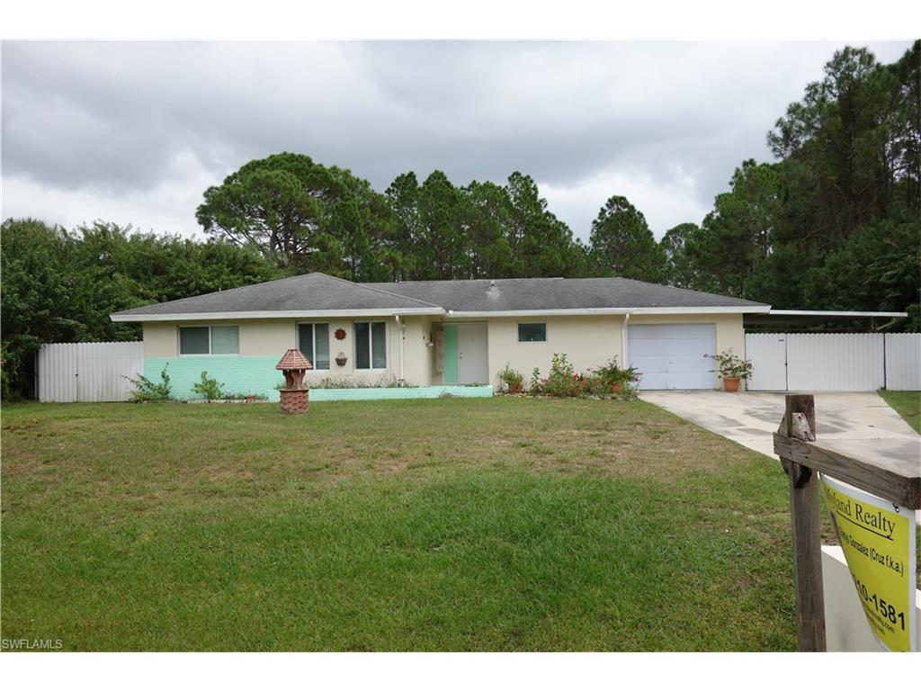 720 Michael Ave, Lehigh Acres, FL 33936 (#216048304) :: Homes and Land Brokers, Inc