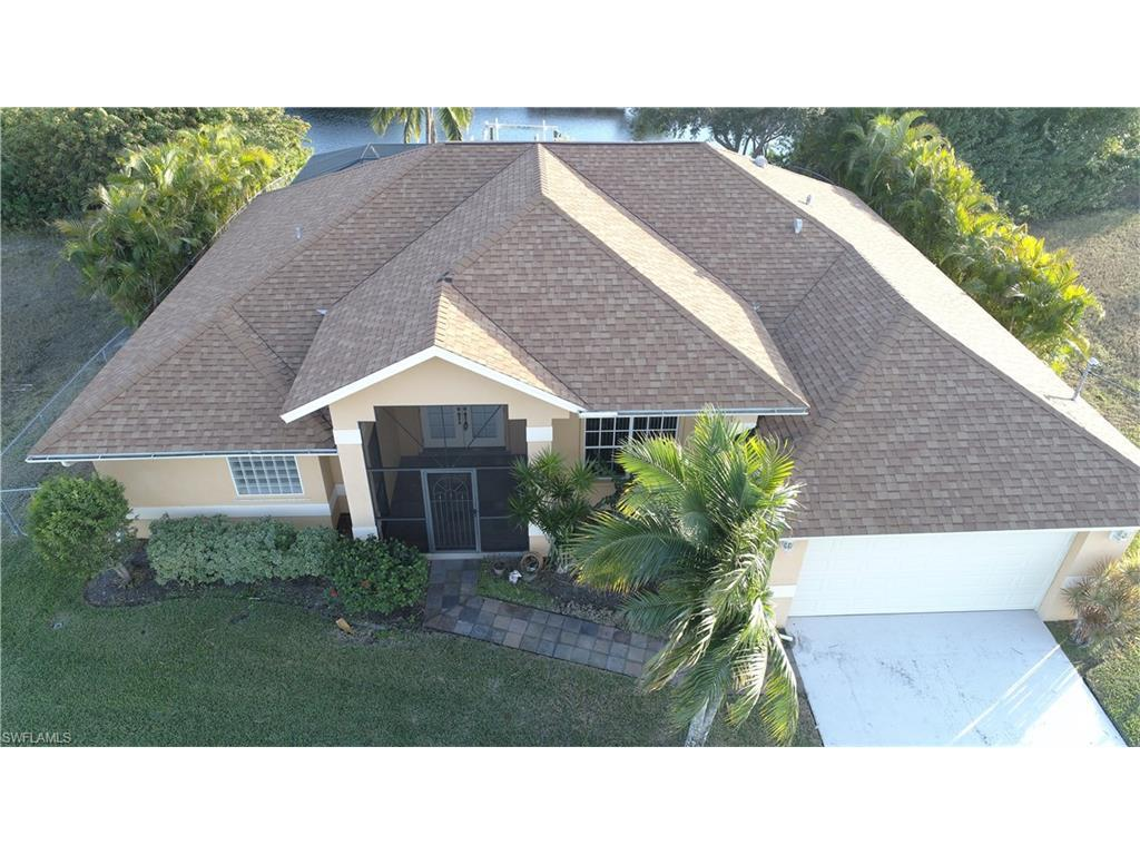 3412 NW 1st St, Cape Coral, FL 33993 (MLS #216048408) :: The New Home Spot, Inc.