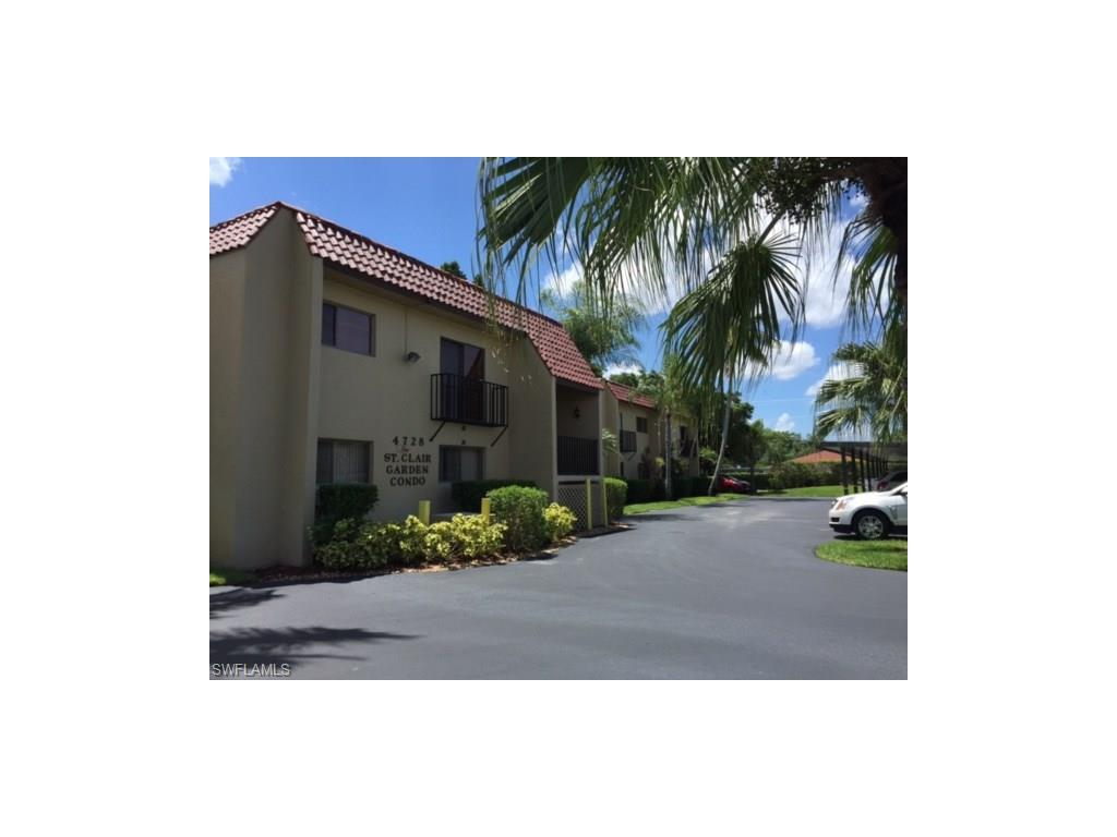 4728 Orange Grove Blvd #11, North Fort Myers, FL 33903 (MLS #216048436) :: The New Home Spot, Inc.