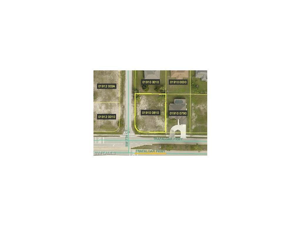 719 SW Trafalgar Pky, Cape Coral, FL 33991 (MLS #216049394) :: The New Home Spot, Inc.
