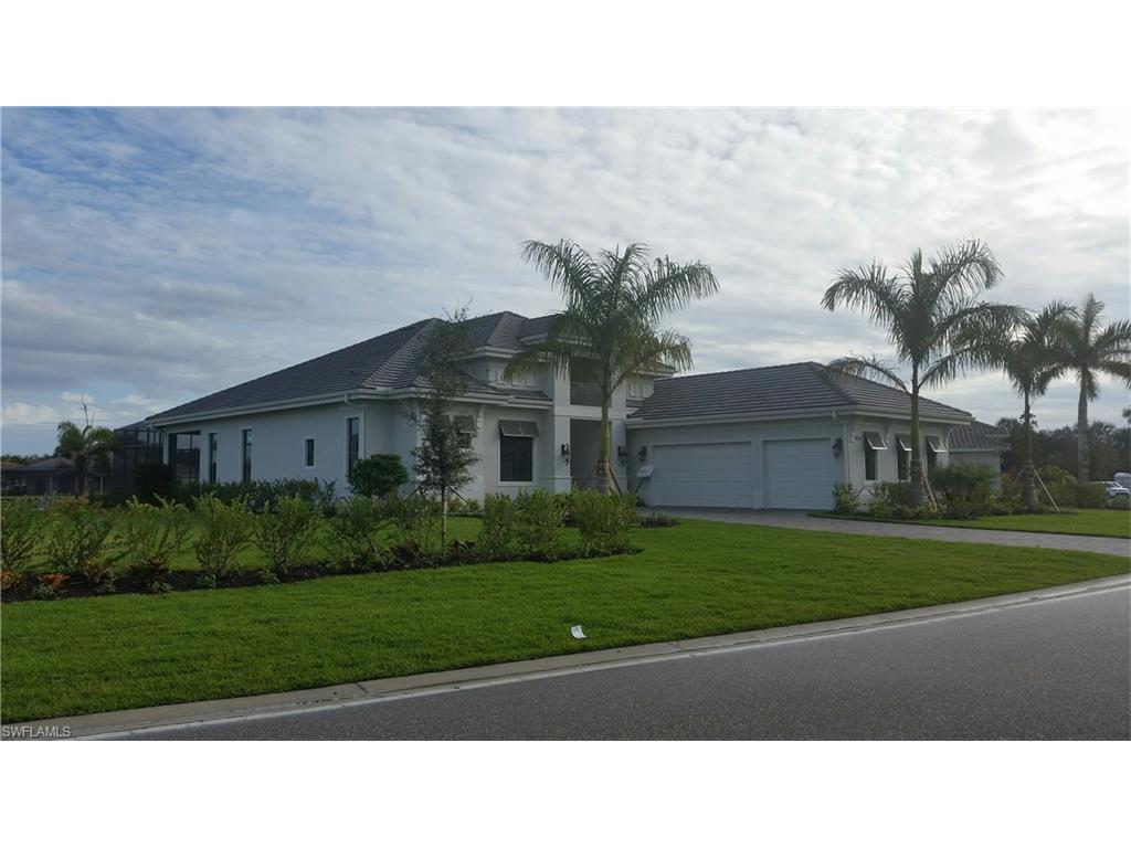 9624 Via Lago Way, Fort Myers, FL 33912 (MLS #216050010) :: The New Home Spot, Inc.