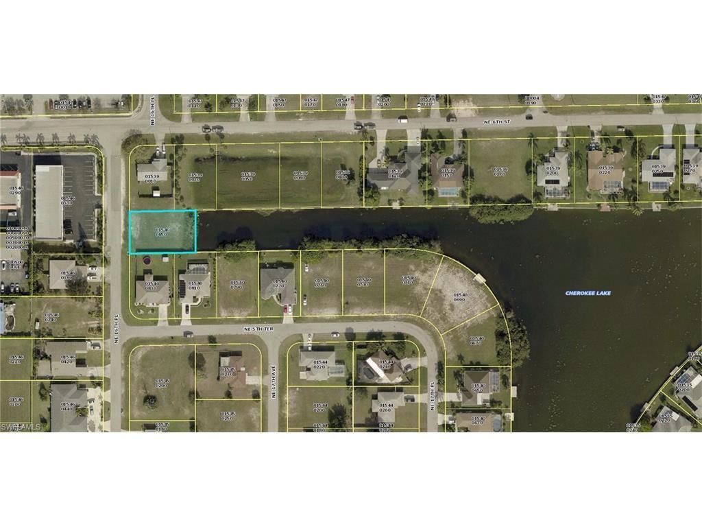 509 NE 16th Pl, Cape Coral, FL 33909 (MLS #216050631) :: The New Home Spot, Inc.