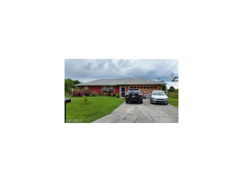 4014 12th St SW, Lehigh Acres, FL 33976 (MLS #216050824) :: The New Home Spot, Inc.