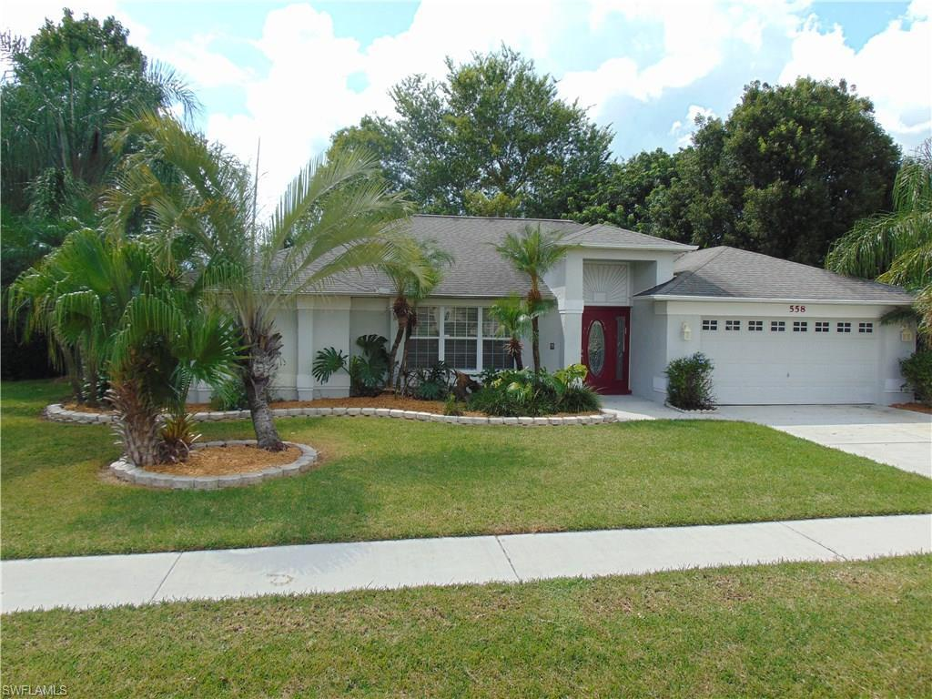 558 Chamonix Ave S, Lehigh Acres, FL 33974 (MLS #216051175) :: The New Home Spot, Inc.