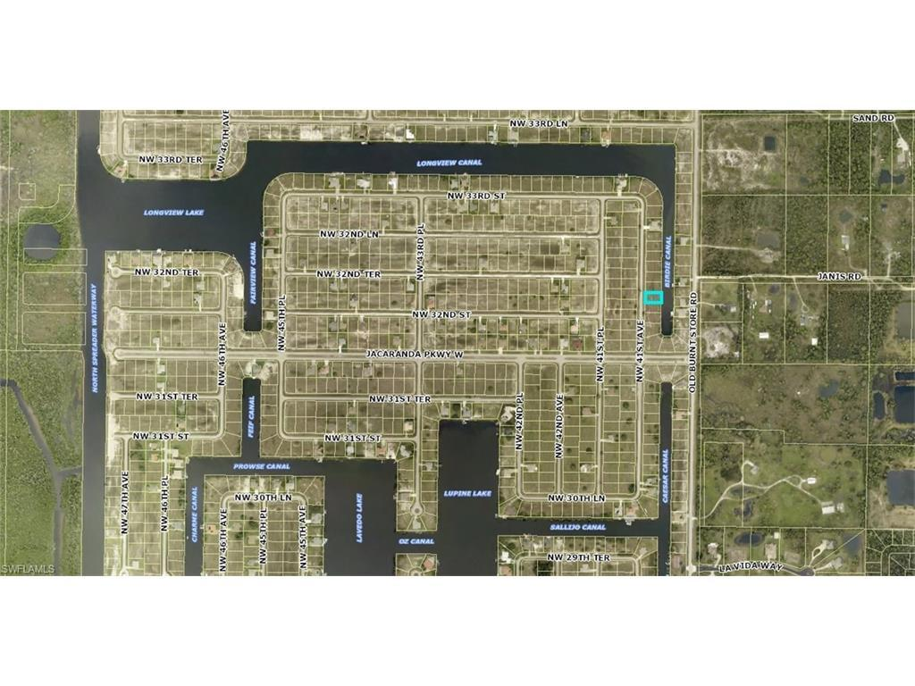 3221 NW 41st Ave, Cape Coral, FL 33993 (#216051424) :: Homes and Land Brokers, Inc