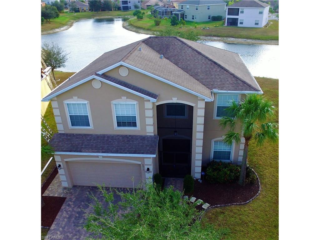 8017 Silver Birch Way, Lehigh Acres, FL 33971 (MLS #216051720) :: The New Home Spot, Inc.