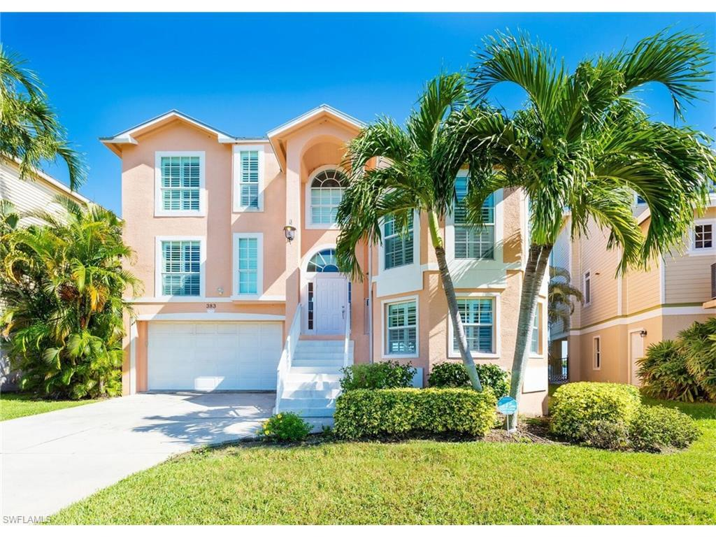 383 Seminole Way, Fort Myers Beach, FL 33931 (#216052329) :: Homes and Land Brokers, Inc