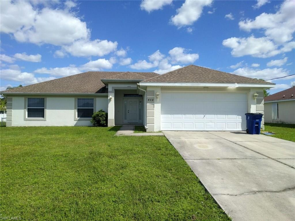 408 Willowbrook Dr, Lehigh Acres, FL 33972 (MLS #216052693) :: The New Home Spot, Inc.