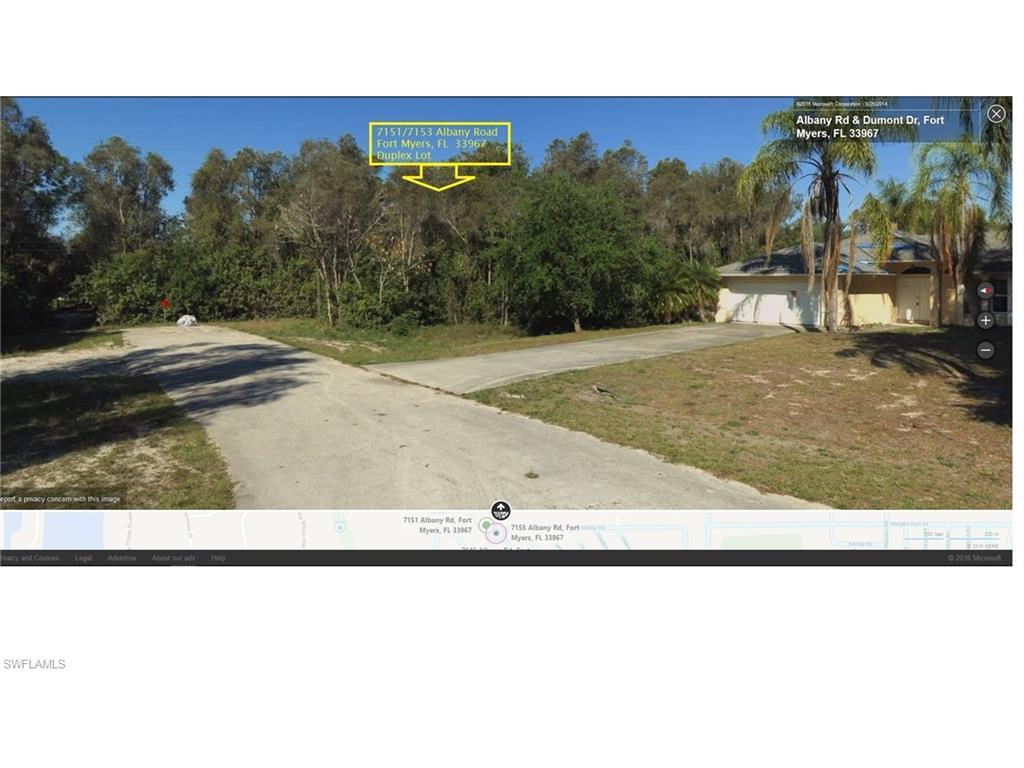 7151/7153 Albany Rd, Fort Myers, FL 33967 (MLS #216052745) :: The New Home Spot, Inc.