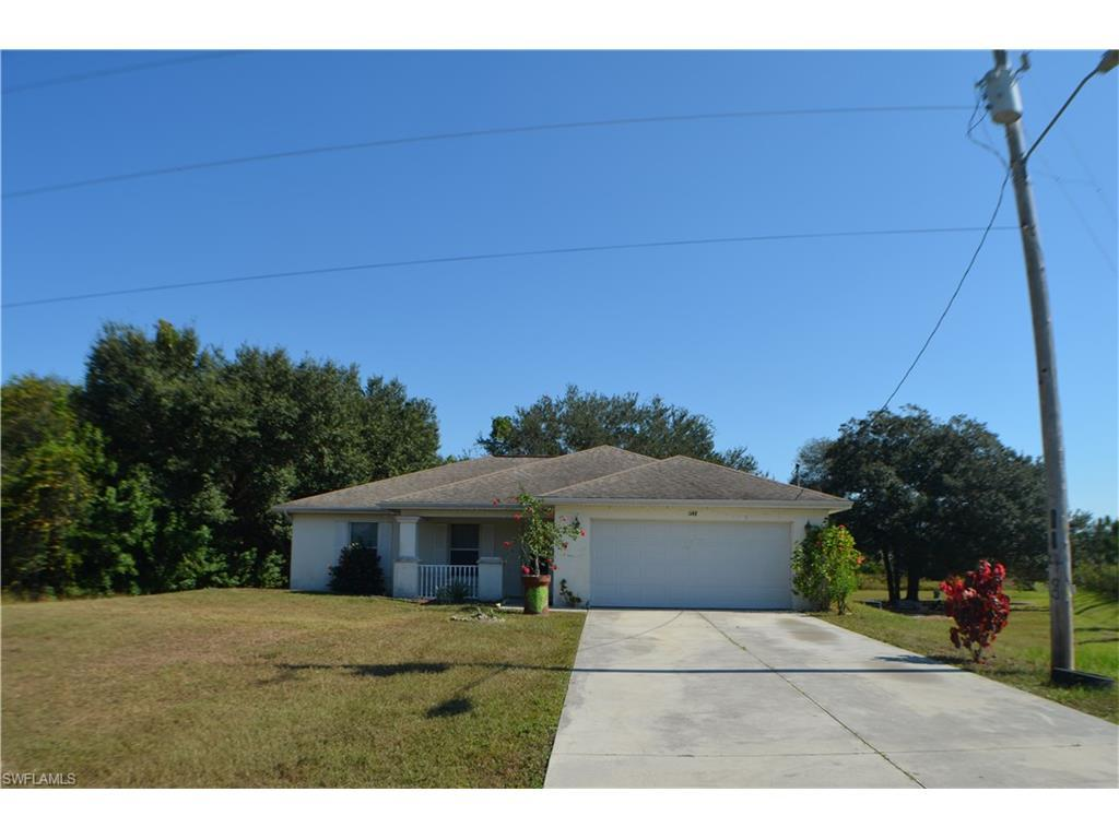 1148 Alabama Rd S, Lehigh Acres, FL 33974 (MLS #216053629) :: The New Home Spot, Inc.
