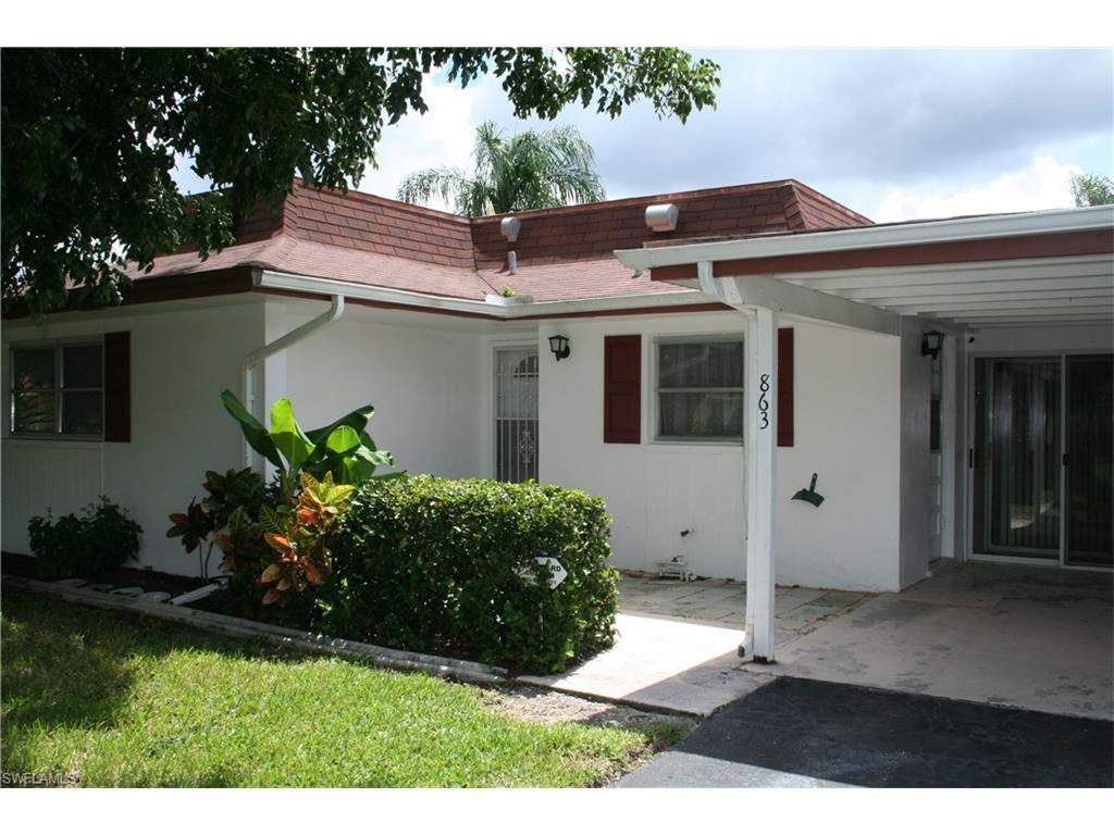 863 Pangola Dr, North Fort Myers, FL 33903 (#216053714) :: Homes and Land Brokers, Inc