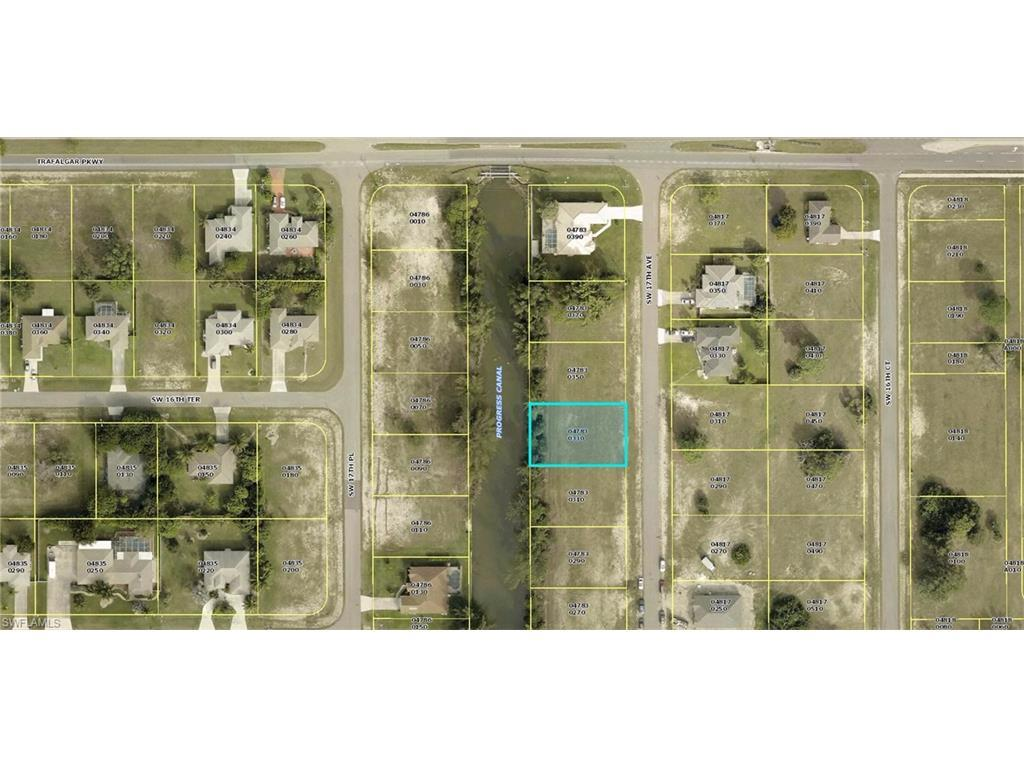 1616 SW 17th Ave, Cape Coral, FL 33991 (#216053739) :: Homes and Land Brokers, Inc