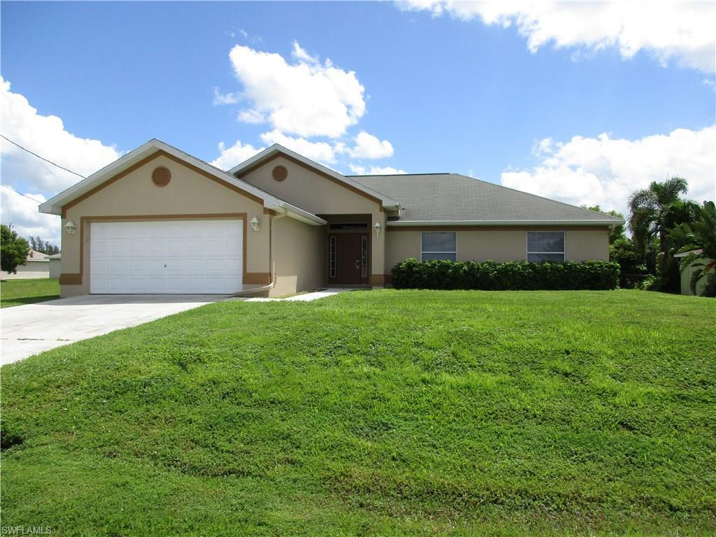 1221 NW 22nd Pl, Cape Coral, FL 33993 (MLS #216054065) :: The New Home Spot, Inc.