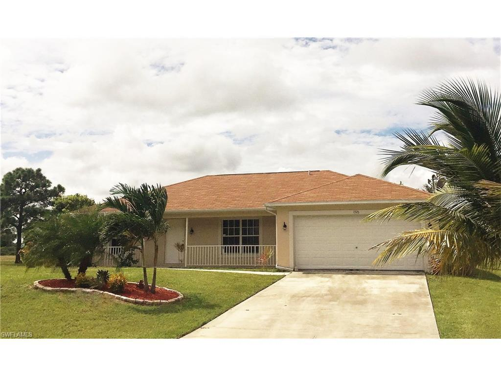 1526 NW 21st Pl, Cape Coral, FL 33993 (MLS #216054088) :: The New Home Spot, Inc.
