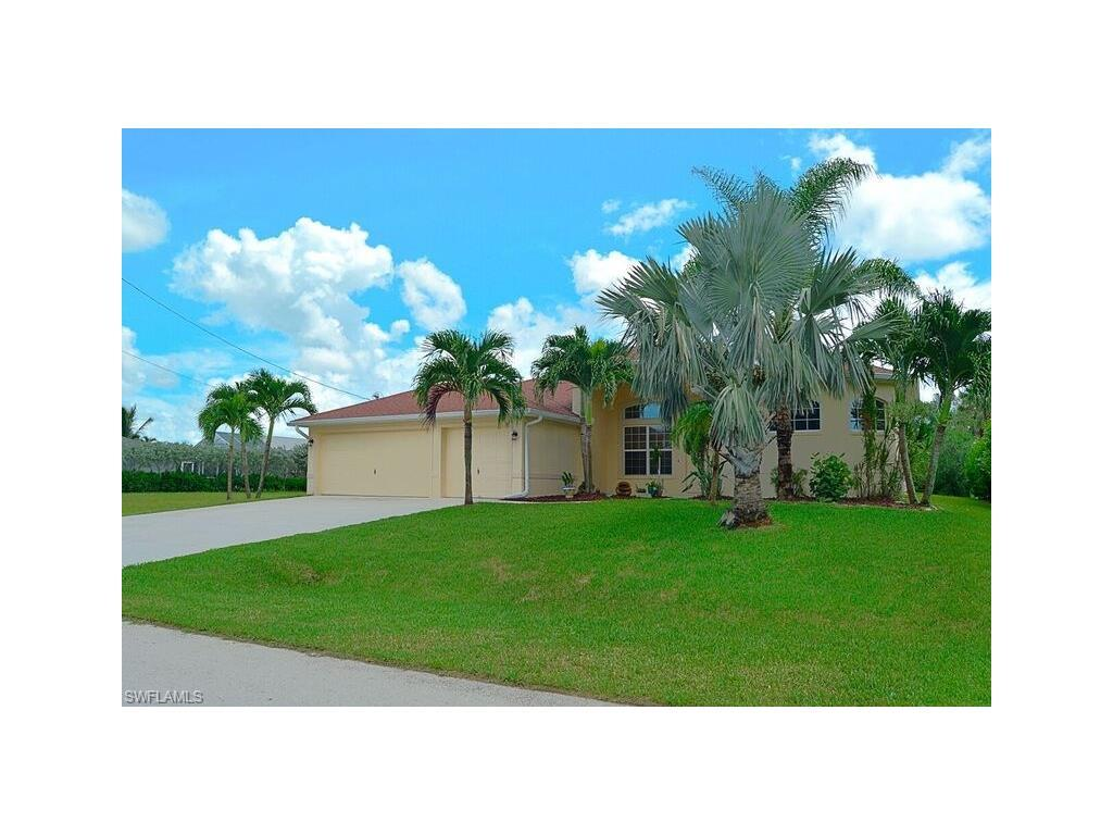 4615 SW 24th Ave, Cape Coral, FL 33914 (#216054442) :: Homes and Land Brokers, Inc