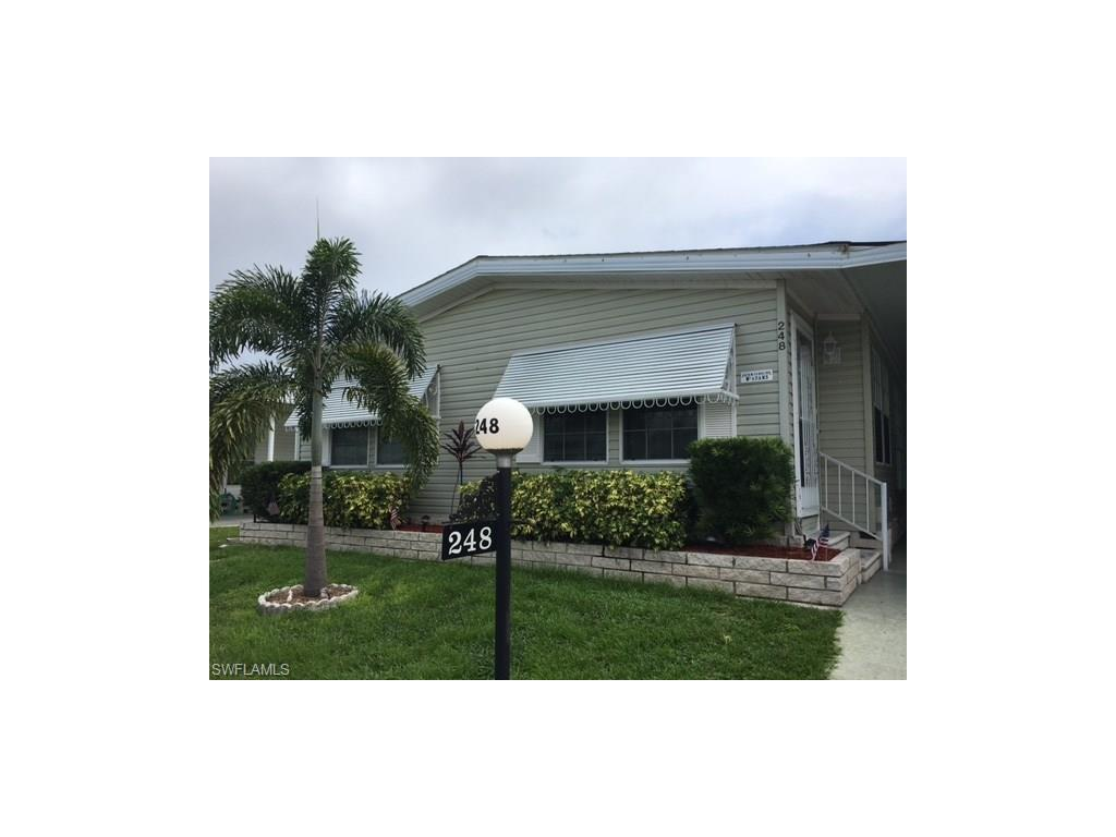 248 Lakeside Dr, North Fort Myers, FL 33903 (MLS #216054954) :: The New Home Spot, Inc.