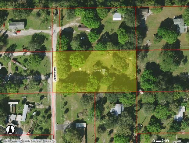 LIGHTNER DR Address Not Published, Immokalee, FL 34142 (MLS #216055302) :: Royal Shell Real Estate