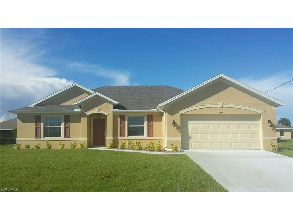 3327 NW 5th St, Cape Coral, FL 33993 (MLS #216055646) :: The New Home Spot, Inc.