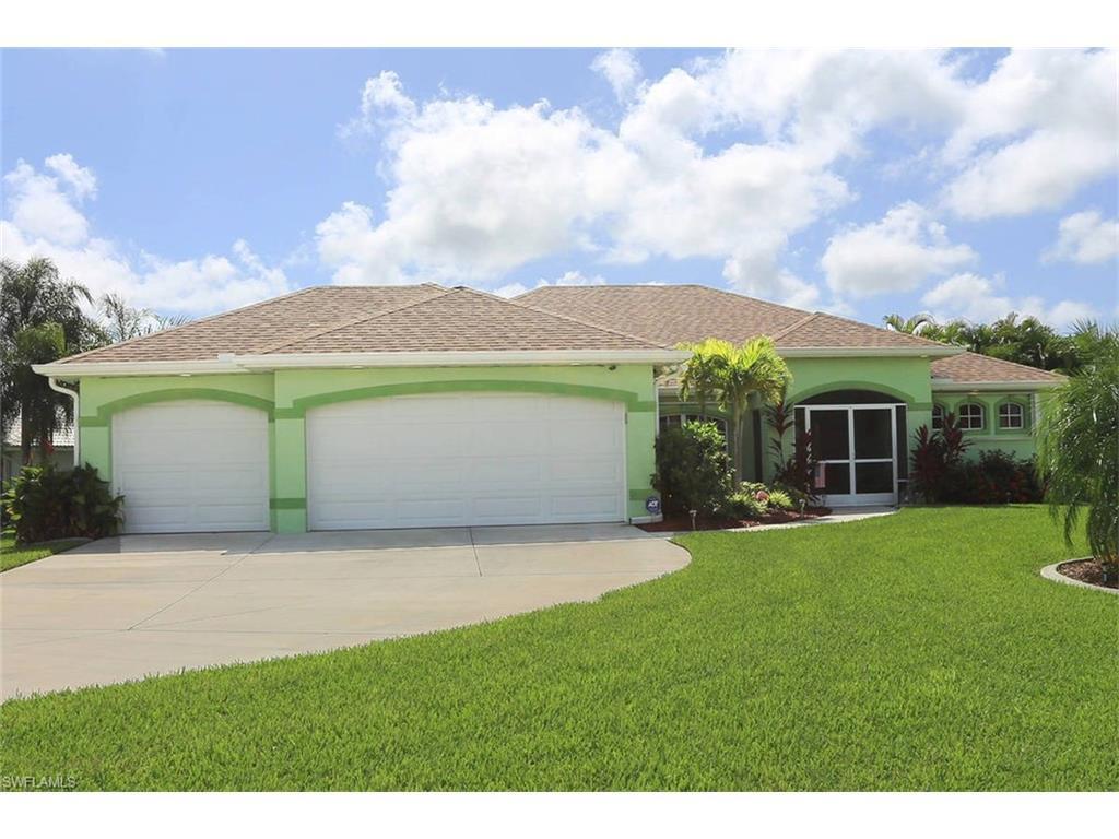 2316 SW 28th Ln, Cape Coral, FL 33914 (MLS #216056314) :: The New Home Spot, Inc.