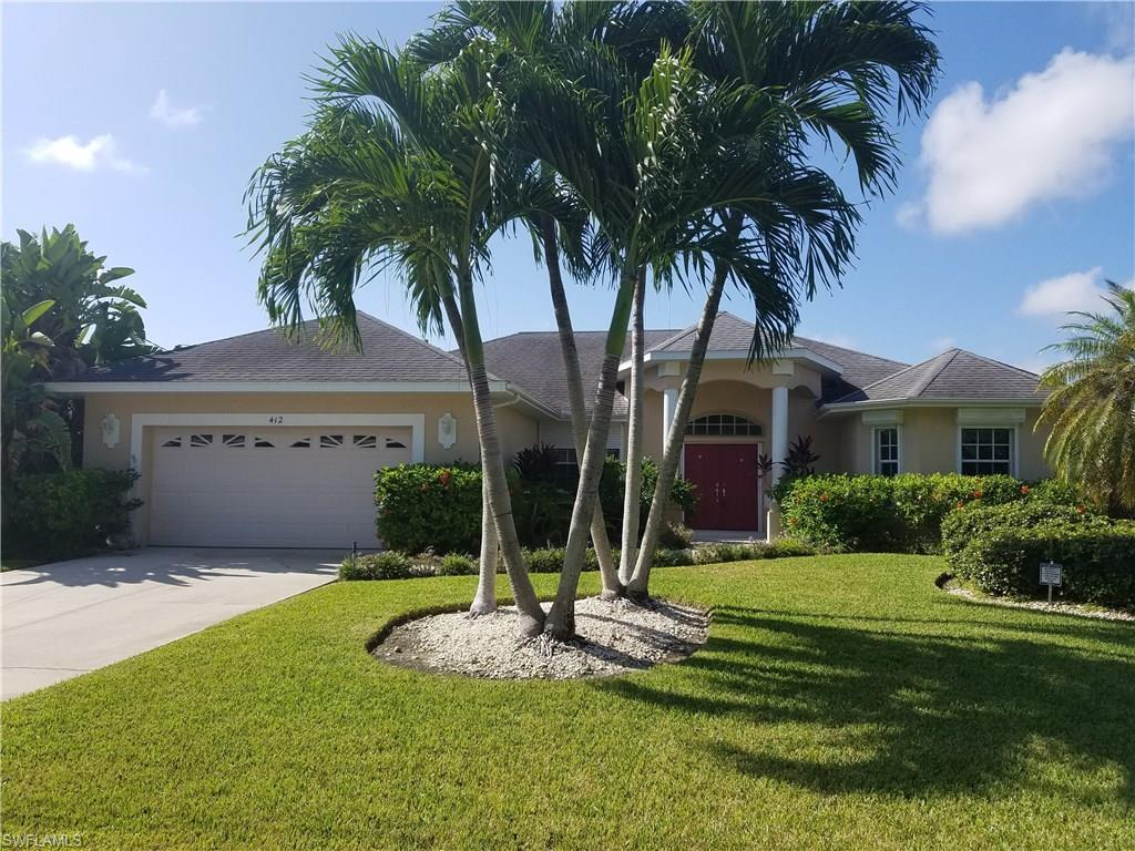 412 SE 33rd St, Cape Coral, FL 33904 (#216056486) :: Homes and Land Brokers, Inc