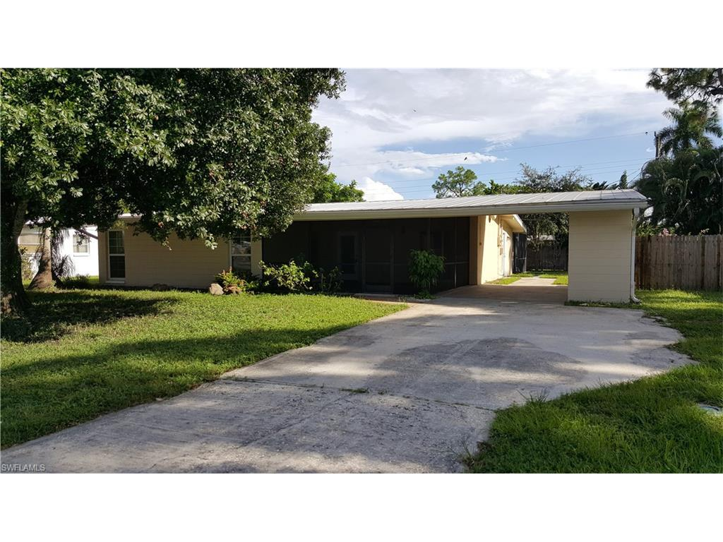 2118 Sunrise Blvd, Fort Myers, FL 33907 (#216056657) :: Homes and Land Brokers, Inc