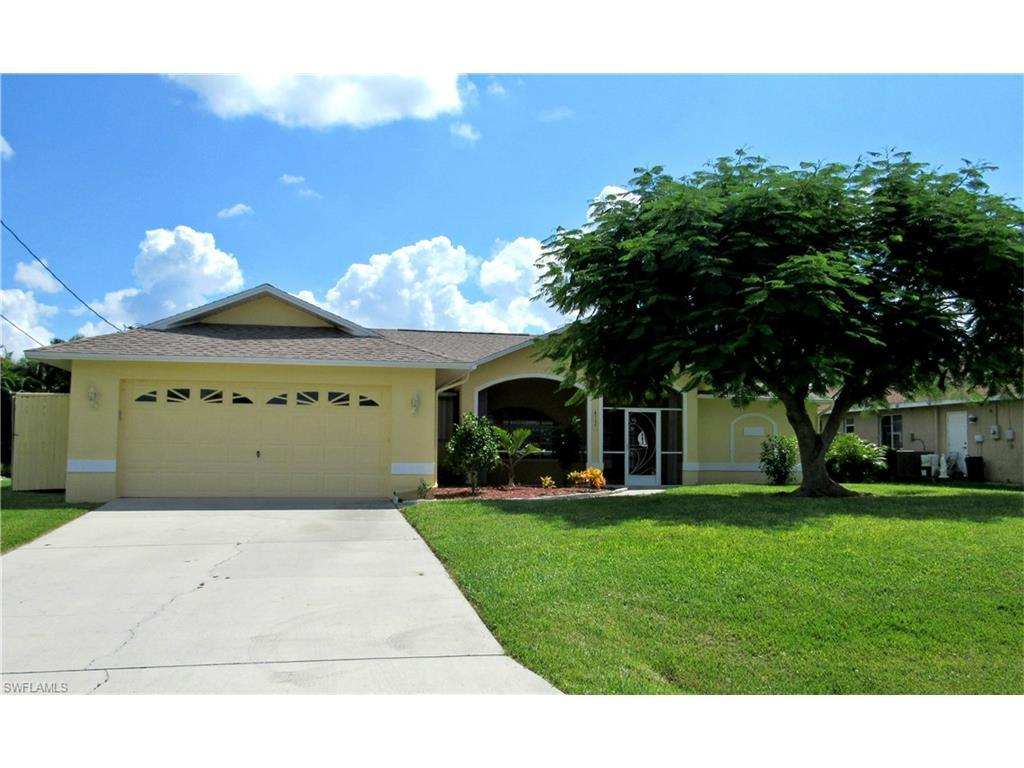 4337 SW 25th Ct, Cape Coral, FL 33914 (#216057462) :: Homes and Land Brokers, Inc